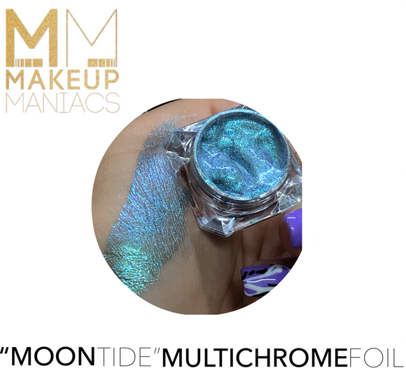 """Moon Tide"" Multichrome Foil"