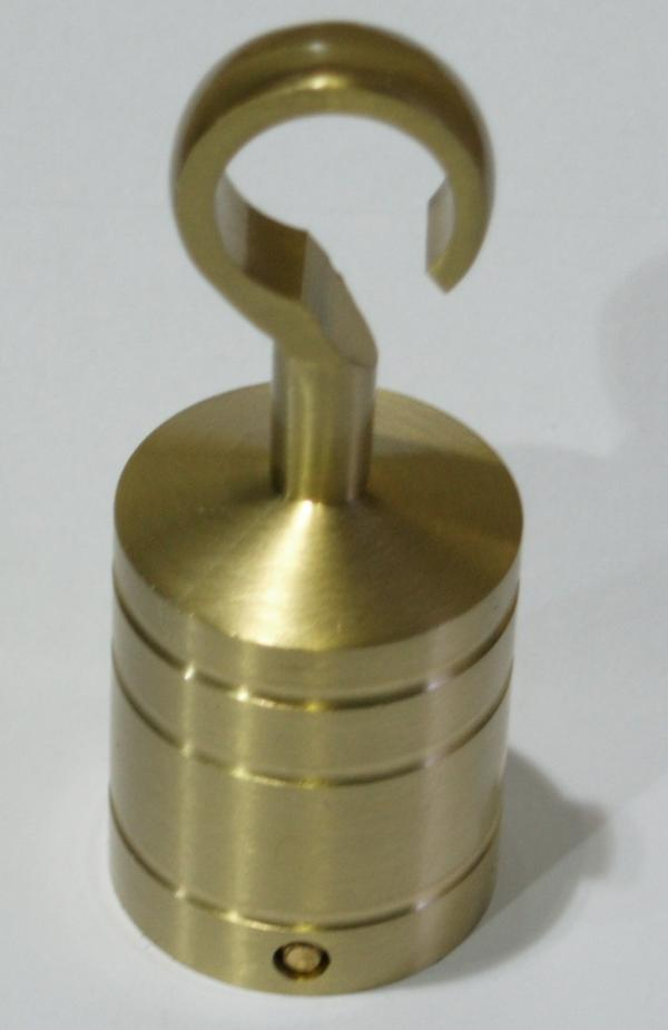 Brass Decking Hook