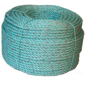 Coil Of Polysteel Anchor Rope 16mm Diameter For Canal Narrow Boat