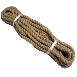 Hempex Mooring Rope For Canal Boat Strapped And Ready To Use
