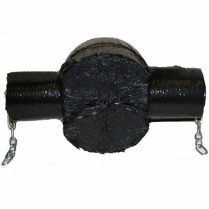 Tipcat Core For Canal Narrowboat Made From Recycled Rubber Crumb
