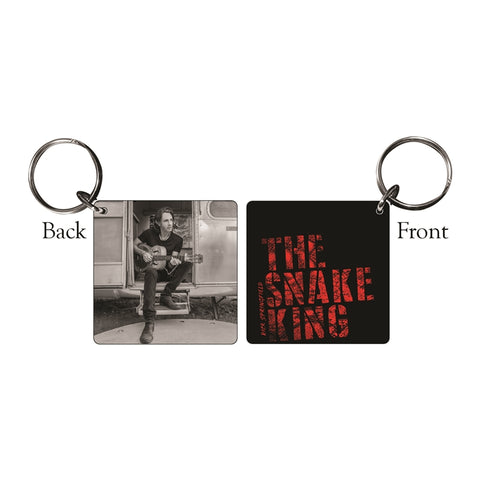 The Snake King Keychain