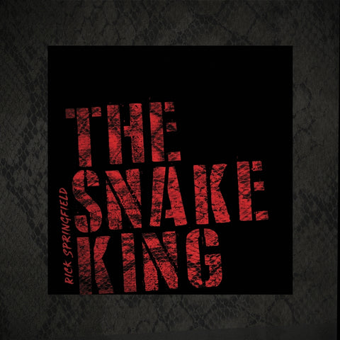 The Snake King - Autographed CD