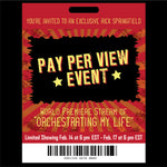 "TICKET: World Premiere Pay-Per-View Stream of ""Orchestrating My Life"""