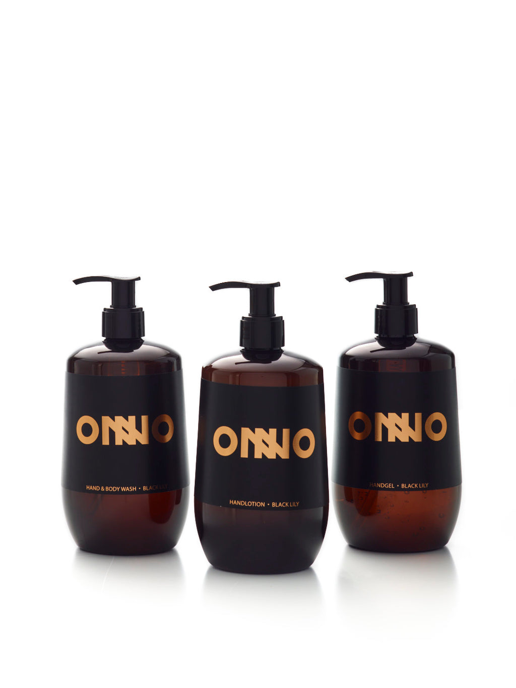 ONNO - HAND & BODY CARE COLLECTION - BLACK LILY
