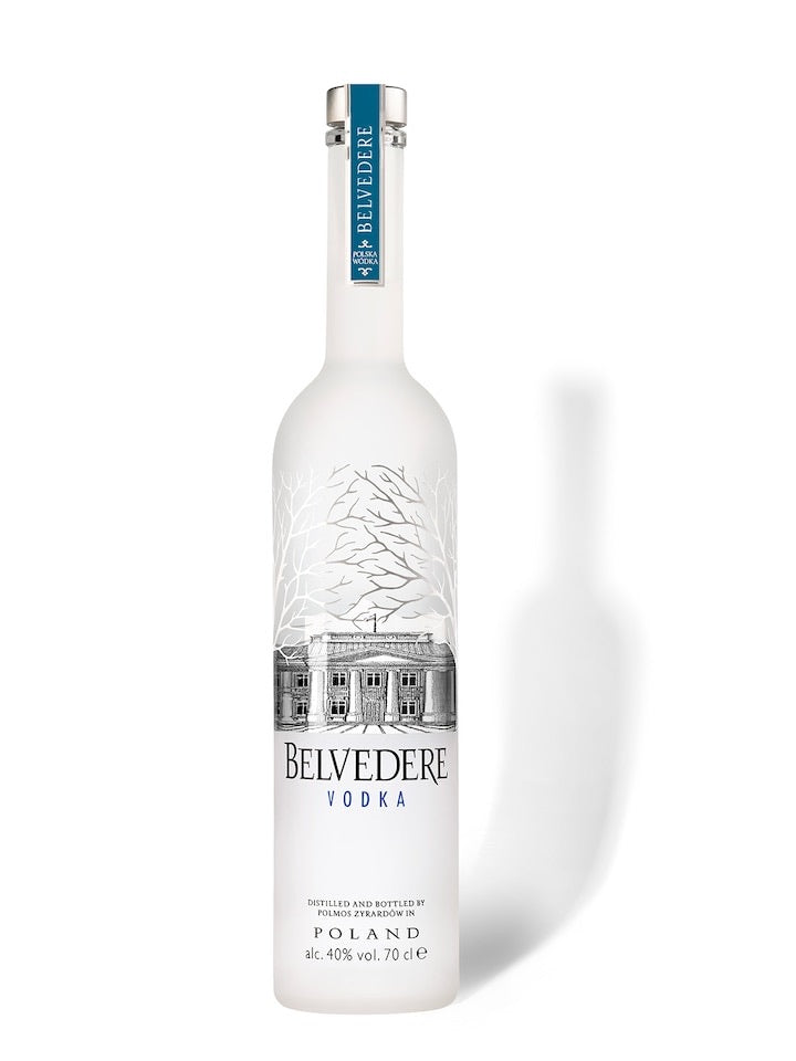 Belvedere Vodka - 70cl