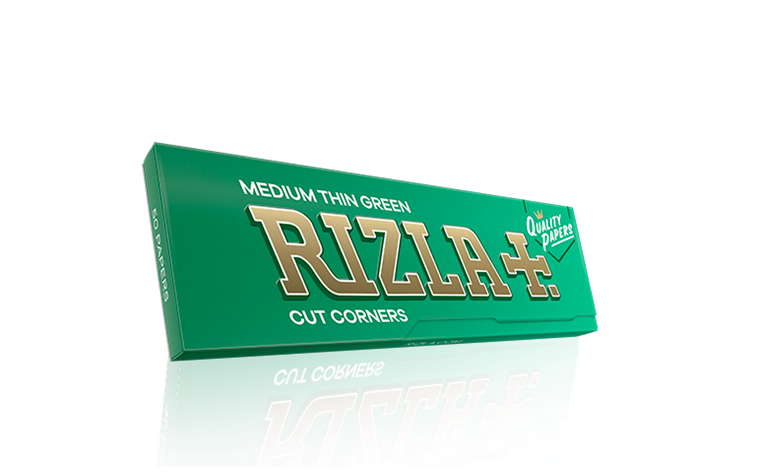 Rizla Green Small Size Papers - Bristol Booze - Alcohol Delivery Bristol