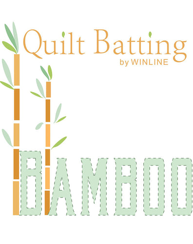 Winline bamboo batting for sewing and quilting projects