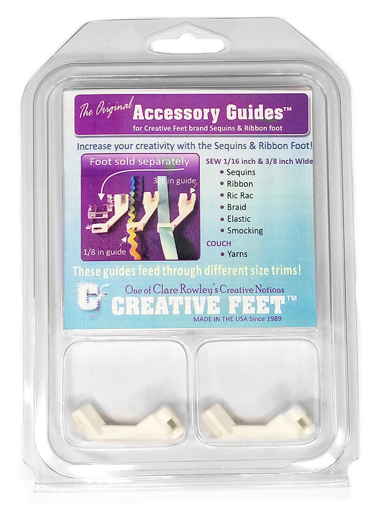 Creative Feet Accessory Guides Sewing Machine Presser Feet Package