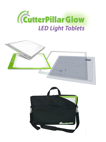 CutterPillar Glow LED light boards & accessories