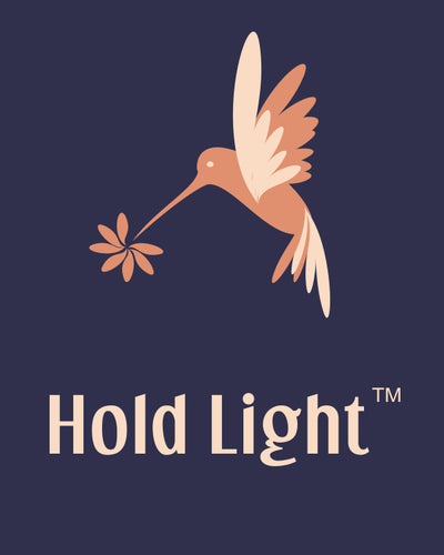 Hold Light sewing embroidery stabilizer hummingbird logo