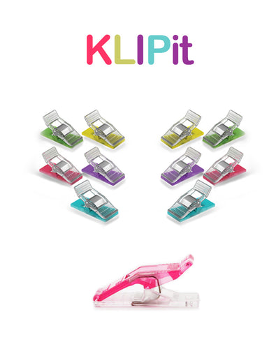 KLIPit fabric clips