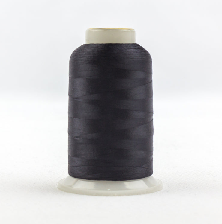WonderFil InvisaFil 2500m Thread Spool Black