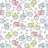 "Layer Cake Quilting Fabric - 10"" Squares - Sunday Ride by Cherry Gundry for Contempo / Benartex (Precut Quilting Fabric, 100% Cotton)"