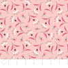 Quilting Fabric Yardage - Captivate Blossoms in Pink by Alisse Courter for Camelot Fabrics-Yardage-Camelot Fabrics-The Clever Quilt Shoppe