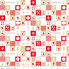 "Layer Cake 10"" Square Stackers -  Ooh La La by Fresh and French for Riley Blake Designs (Precut Quilting Fabric, 100% Cotton)"