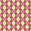 Botanique Stripe Berry by Lila Tueller Designs for Riley Blake (100% Cotton, Quilting Fabric)