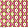 Botanique Stripe Berry by Lila Tueller Designs for Riley Blake (100% Cotton, Quilting Fabric)-The Clever Quilt Shoppe