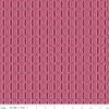 Quilting Fabric Yardage - Botanique Circles Berry by Lila Tueller Designs for Riley Blake (100% Cotton, Quilting Fabric)