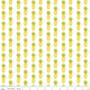 "Jelly Roll Fabric 2.5"" Rolie Polie Strips 40 pcs - Fresh Market by Bella BLVD for Riley Blake Designs (Precut Quilting, 100% Cotton)"