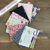8 pcs 1/2 Yard Bundle, Charleston, Amy Sinibaldi, Art Gallery Fabrics, Quilting Fabric Yardage-The Clever Quilt Shoppe
