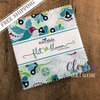 Charm Pack Squares, Riley Blake, Flit and Bloom, Patty Young-The Clever Quilt Shoppe