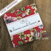 Charm Pack Squares, Penny Rose Fabrics, Linen and Lawn, Sue Daley Designs-The Clever Quilt Shoppe