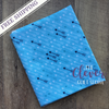 Aqua Arrows, Modern Minis, Bee in my Bonnet, Riley Blake Designs, (100% Cotton Quilting Fabric Yardage)