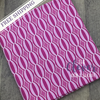 Botanique Circles Berry by Lila Tueller Designs for Riley Blake (100% Cotton, Quilting Fabric)