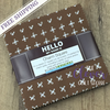 "Blueberry Park, Neutral Spectrum, Karen Lewis, Robert Kaufman, Charm Pack, 5"" Squares-The Clever Quilt Shoppe"