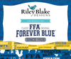 "Jelly Roll Fabric, 2.5"" Strips, FFA Forever Blue, Riley Blake Designs, Future Farmers of America-The Clever Quilt Shoppe"