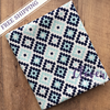 Geometric Navy of Woodland Springs by Designs by Dani for Riley Blake Designs (Yardage, 100% Cotton Quilting Fabric)