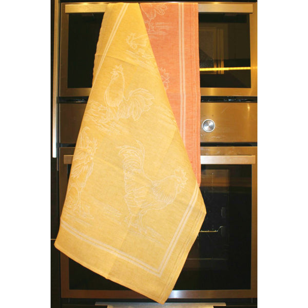 <transcy>GALLETTI LINEN BLEND TEA TOWEL</transcy>