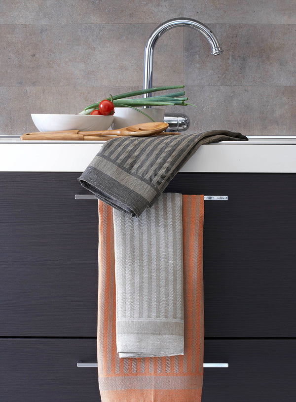 <transcy>IRIS PURE RUSTIC LINEN TEA TOWEL</transcy>