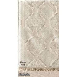 <transcy>BEDSPREAD CLITUNNO / CHESS / STEFANIA PURE COTTON 100%</transcy>