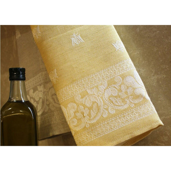 <transcy>LINEN BLEND BEE TEA TOWEL</transcy>