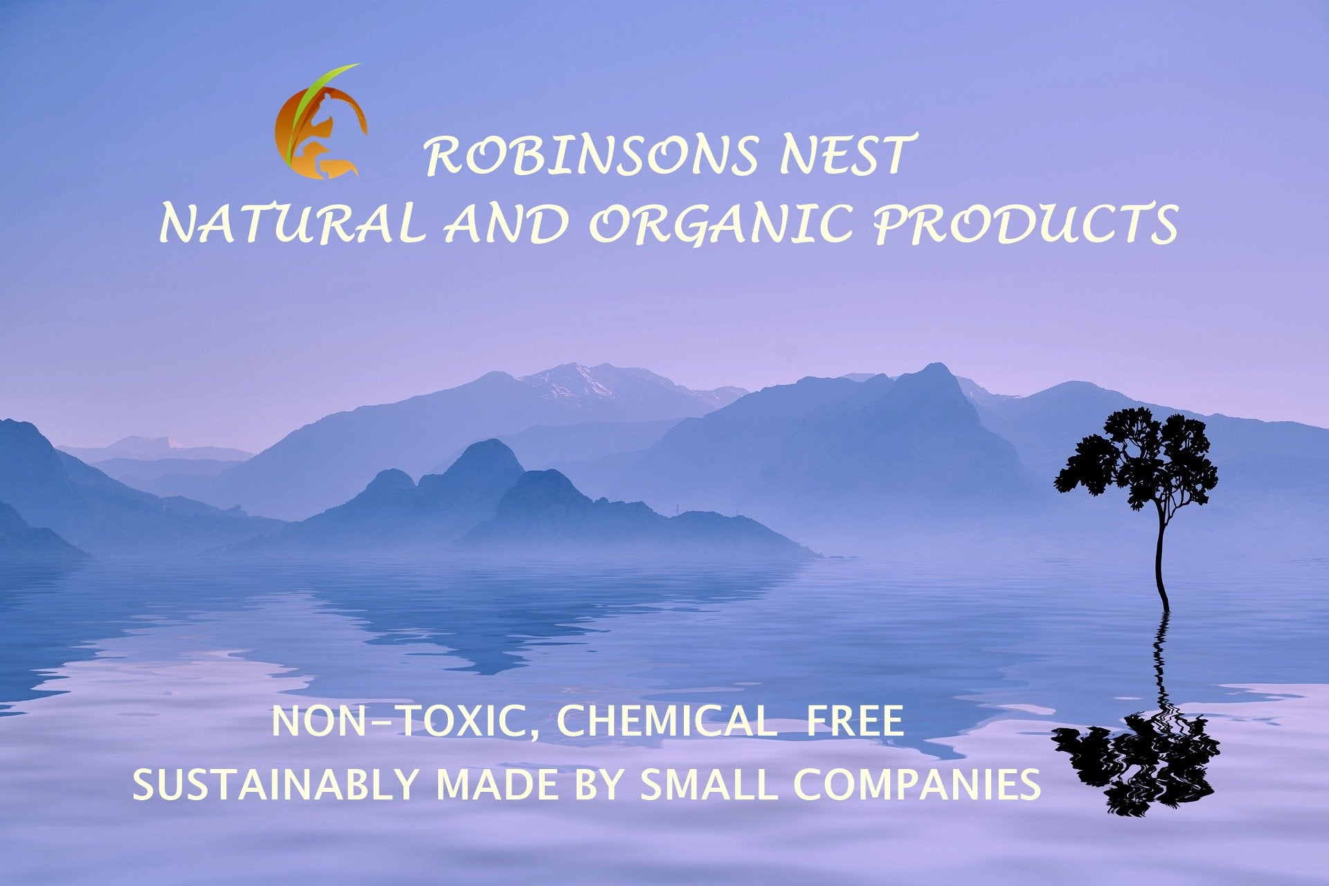 Robinsons Nest Eco Conscious Unique Gift Sets & Baskets