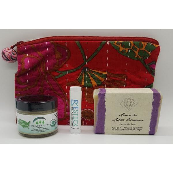 Eco Conscious Gift Set Calm & Relax