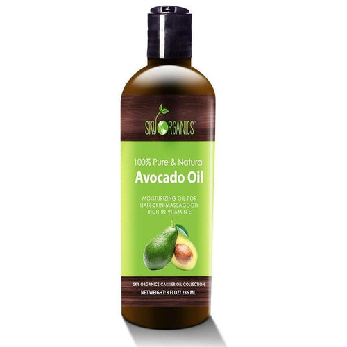 Pure & Natural Avocado Oil by Sky Organics - Robinsons Nest