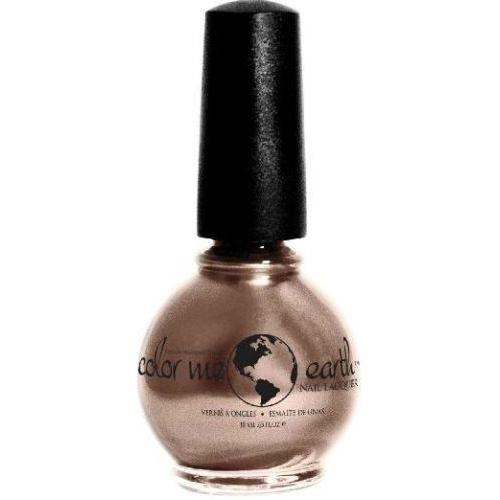 Color Me Earth Vegan 4 Free Nail Lacquer - Brazzle