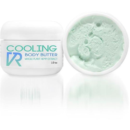 Cooling CBD Body Butter by Venice Relief - Robinsons Nest