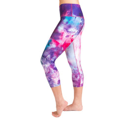 Flow Capri Yoga Pant by Inner Fire - Robinsons Nest - 3