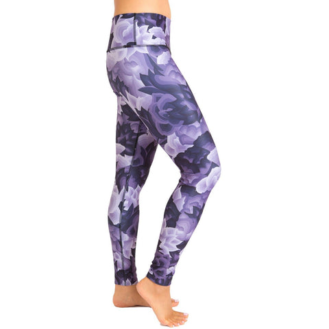 Flow Capri Yoga Pant by Inner Fire