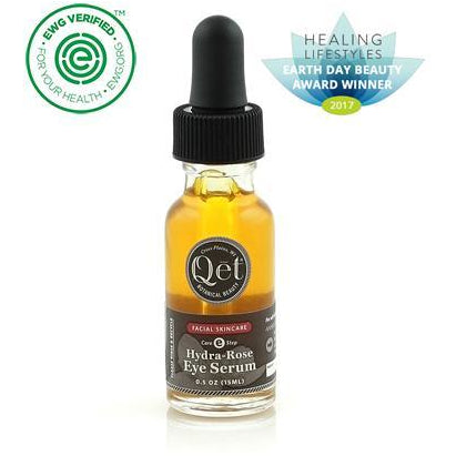 Hydra-Rose Eye Serum by Qet Botanicals - Robinsons Nest