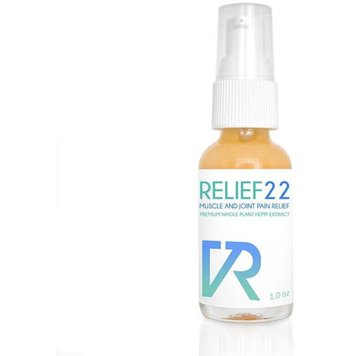 Relief22 CBD Pain Relief Gel by Venice Relief - Robinsons Nest