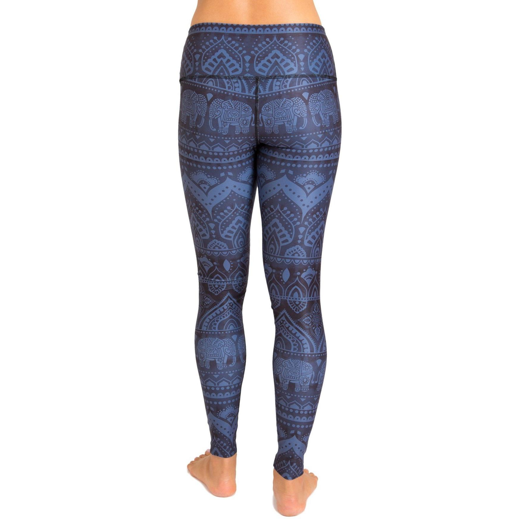 Sacred Elephant Leggings by Inner Fire - Robinsons Nest