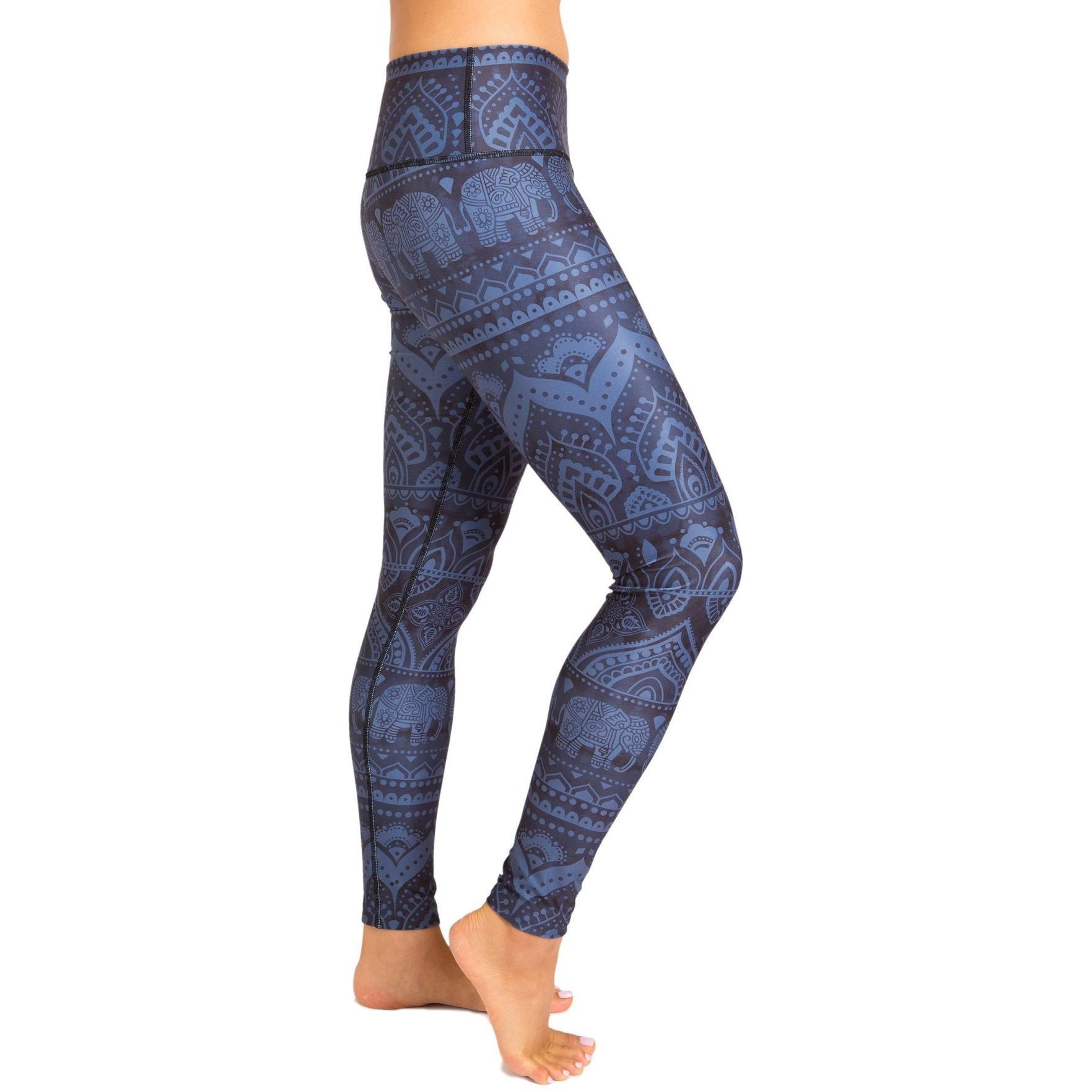 Sacred Elephant Leggings by Inner Fire - Robinsons Nest - 1