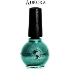 Color Me Earth Vegan 4 Free Nail Lacquer - Aurora - Robinsons Nest