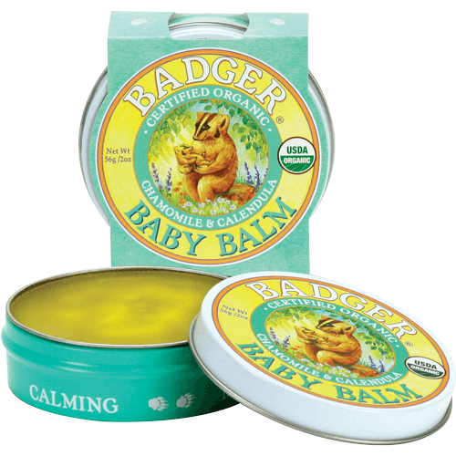 Badger Certified Organic Baby Balm - Robinsons Nest