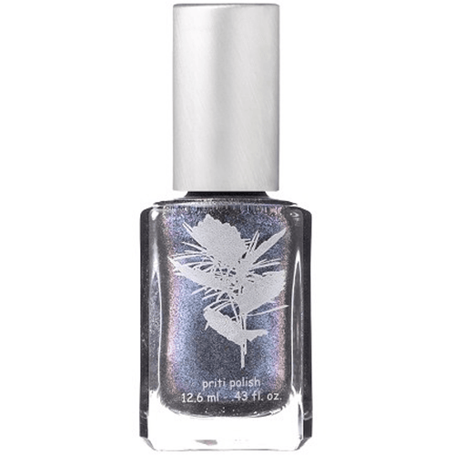 Priti NYC Vegan and Natural Nail Polish - Black Mondo - Robinsons Nest